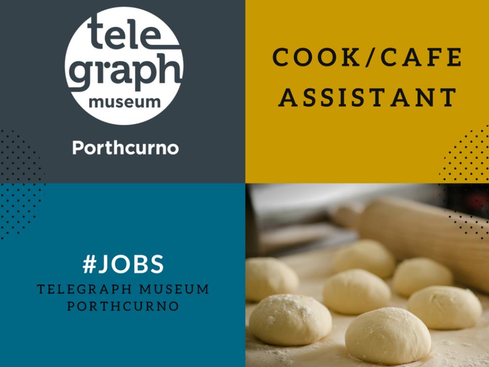 Vacancy: Cook / Café Assistant