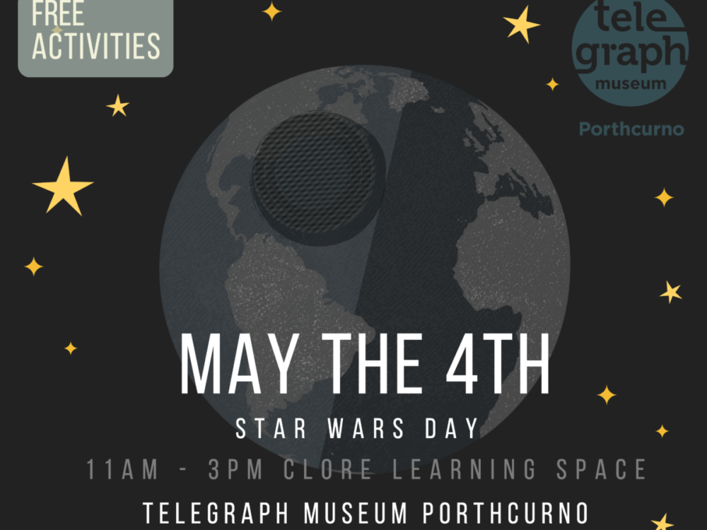 May the 4TH! PK Star Wars Day