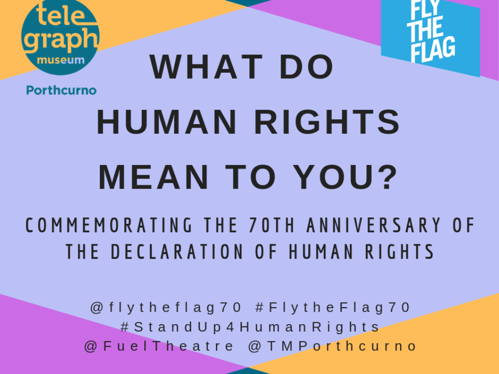 Fly the Flag for Human Rights