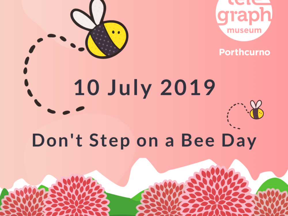 Don't Step on a Bee Day!
