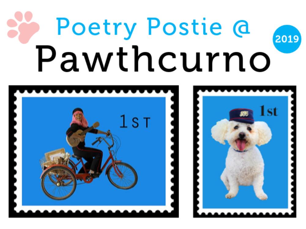 Poetry Postie @ Pawthcurno 2019