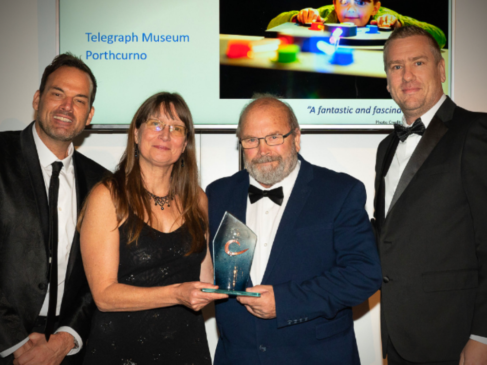 Small Visitor Attraction of the Year – Silver Award