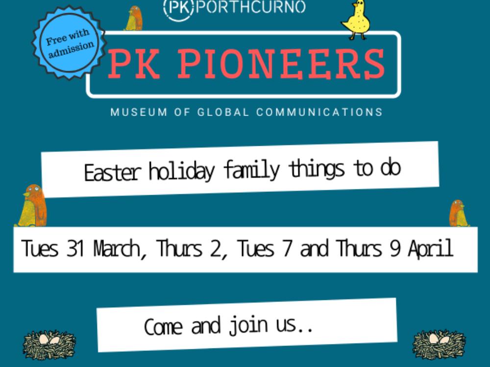 PK Pioneers Easter Fun