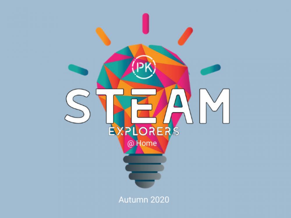 Steam Explorers @ Home