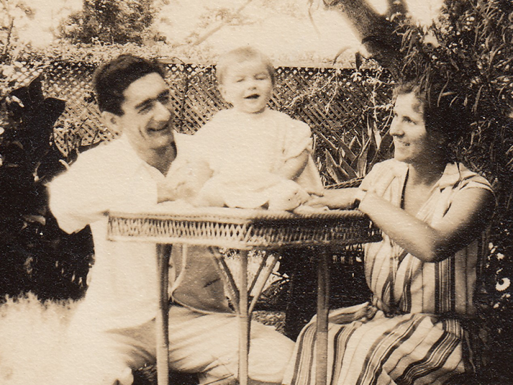 Bobby & Family