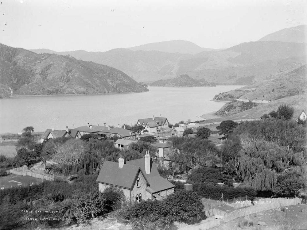 Rotokura/Cable Bay, Wakapuaka – New Zealand's first international telegraph cable