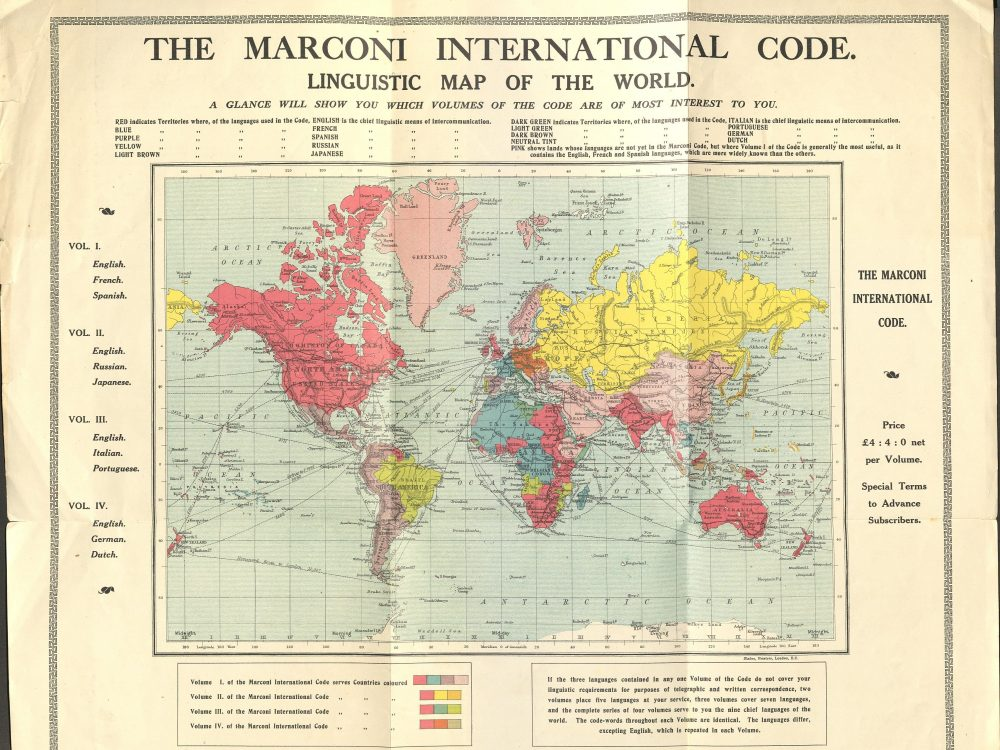 The Languages of Telegraphy