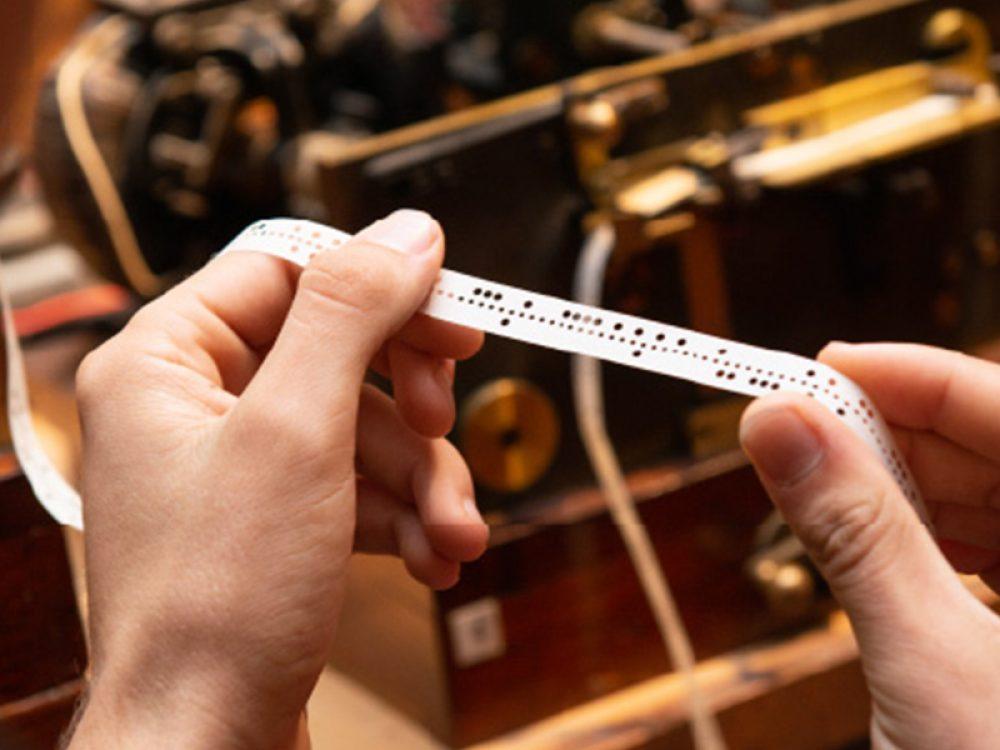 Morse Code in Cornish STEAM activity