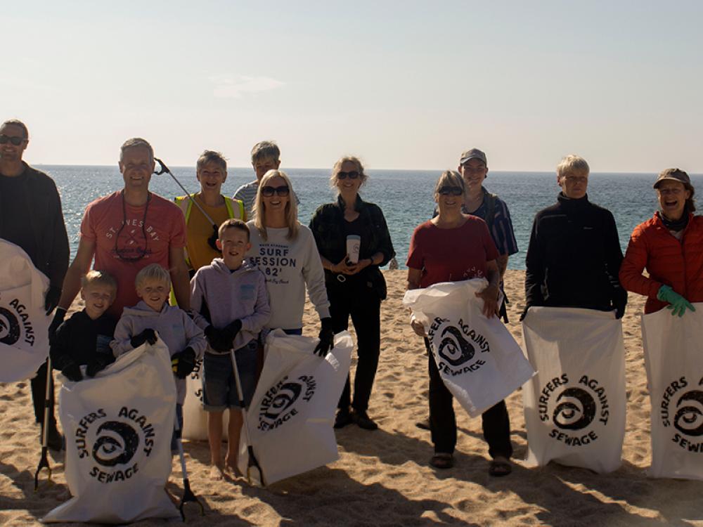 Planet PK SAS beach clean
