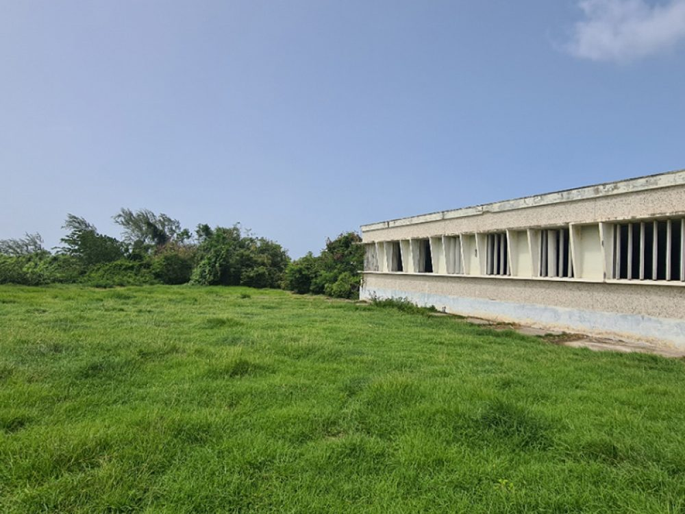 Congor Bay Satellite Earth Station Revisted
