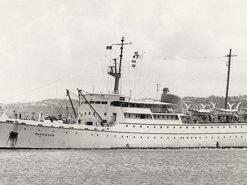 Five (-ish) Cableships called Retriever
